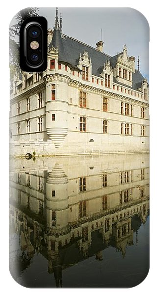 IPhone Case featuring the photograph Azay-le-rideau by Stephen Taylor