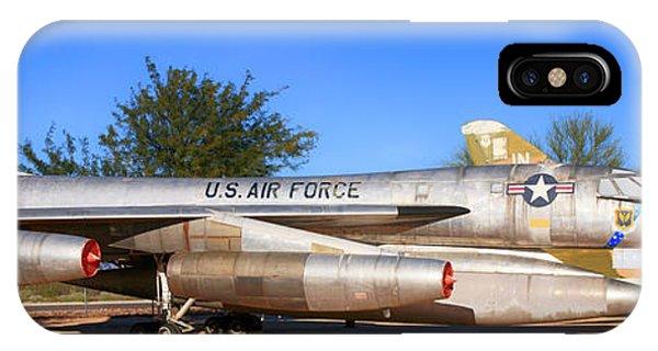 B58 Hustler Sac Bomber IPhone Case