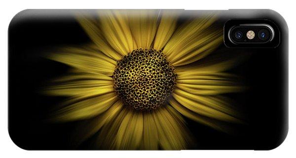 Backyard Flowers 18 Color Flow Version IPhone Case
