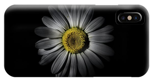 IPhone Case featuring the photograph Backyard Flowers 52 Color Version by Brian Carson