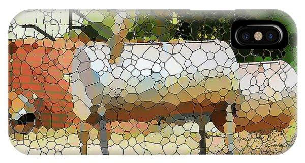 Lid iPhone Case - Backyard Grill 1 by Jeelan Clark