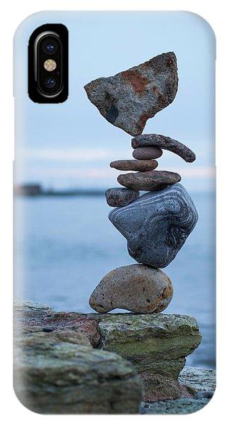 Balancing Art #31 IPhone Case