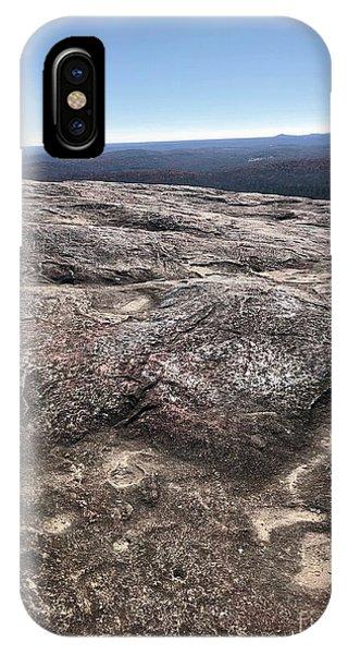 Bald Rock IPhone Case
