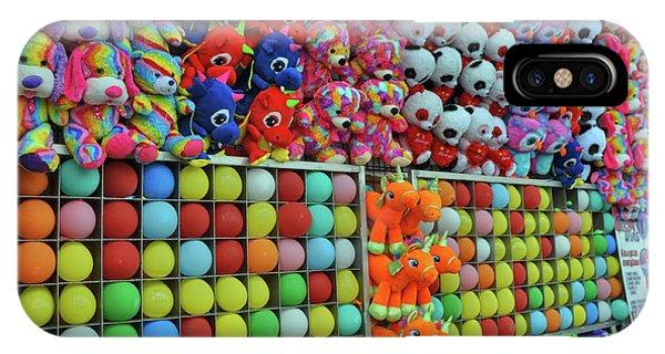 Balloon Games IPhone Case