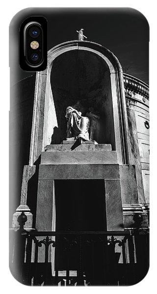 Baroque Tomb IPhone Case