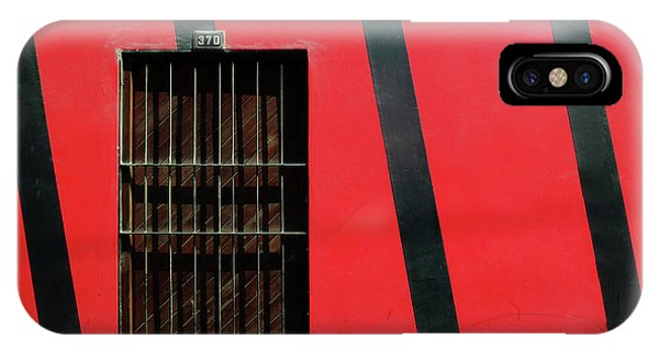 Bars And Stripes IPhone Case