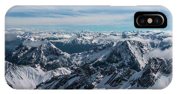 Bavarian Alps IPhone Case