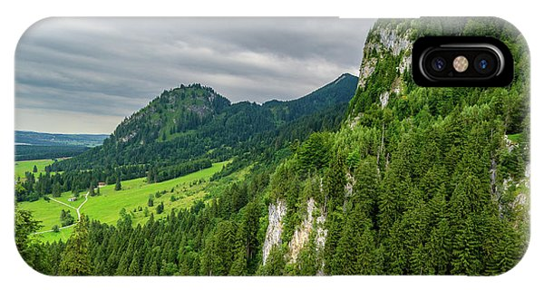 Bavarian Landscape II IPhone Case