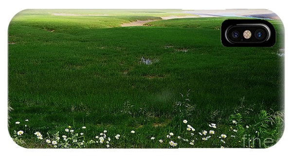 Bay Of Fundy Landscape IPhone Case
