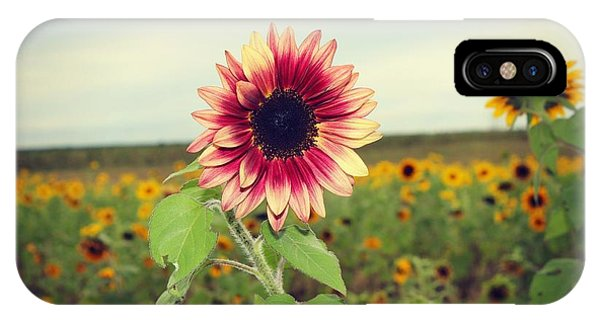 IPhone Case featuring the photograph Be You by Candice Trimble