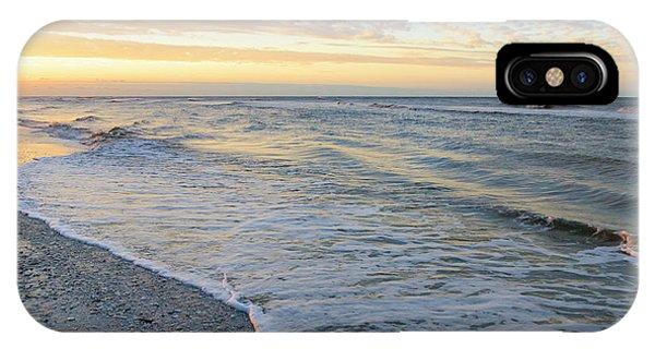 iPhone Case - Beach At Dawn, Sanibel Island, Florida by William Sutton