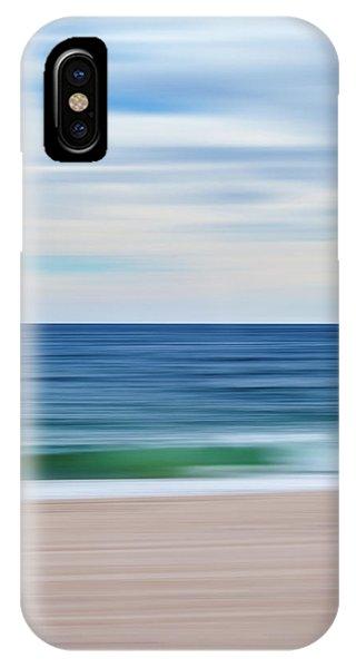 Beach Blur IPhone Case