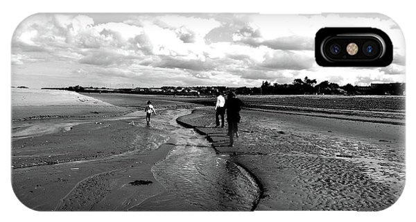 IPhone Case featuring the photograph Beach by Edward Lee