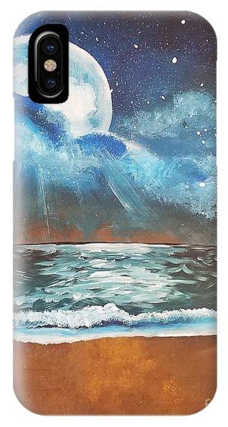 Beach Moon  IPhone Case