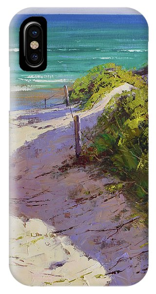 Dunes iPhone Case - Beach Sand Dunes by Graham Gercken