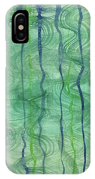 Beach Water Lines IPhone Case