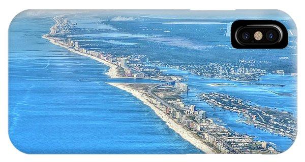 Beachmiles-5137-tonemapped IPhone Case