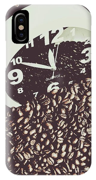 Bell iPhone Case - Bean Break by Jorgo Photography - Wall Art Gallery