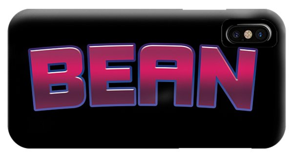 Bean Town iPhone Case - Bean by TintoDesigns