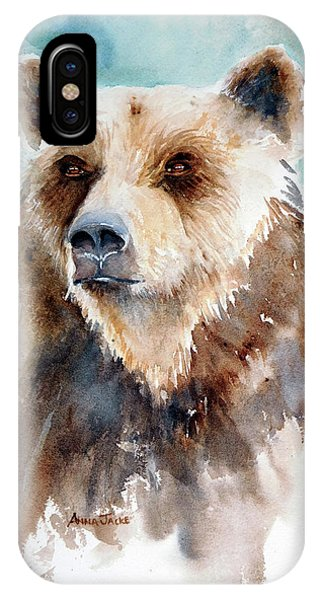 Bear Essentials IPhone Case