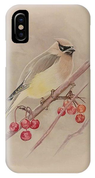 Beautiful Bird IPhone Case