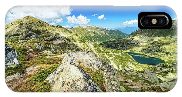 IPhone Case featuring the photograph Beautiful Landscape Of Pirin Mountain by Milan Ljubisavljevic