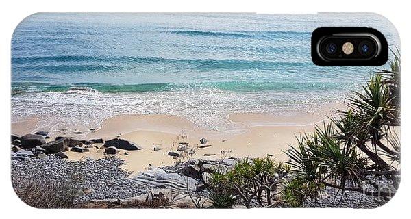 Beautiful Noosa Beach  IPhone Case