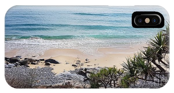 Beautiful Noosa Beach  IPhone Case