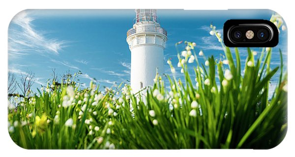 IPhone Case featuring the photograph Beautiful Table Cape Lighthouse In Tasmania. by Rob D