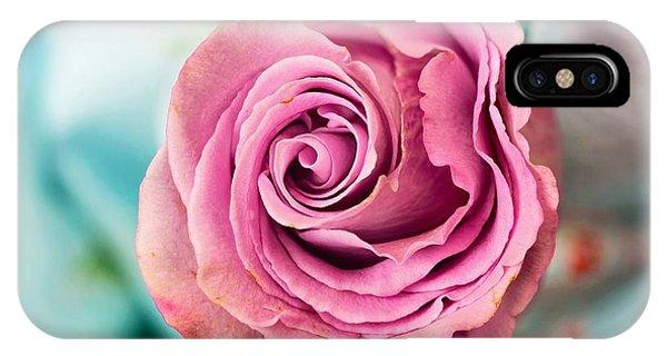Beautiful Vintage Rose IPhone Case
