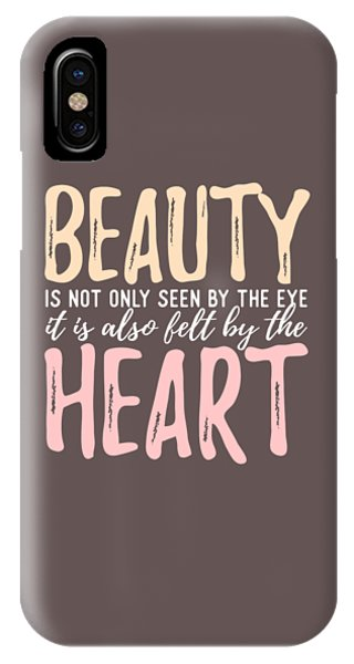 Beauty Heart IPhone Case