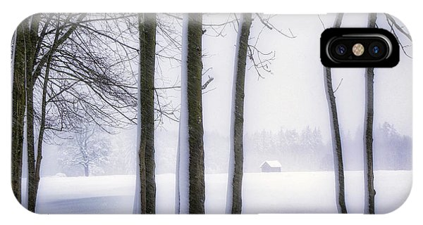 IPhone Case featuring the photograph Beauty Without Color by Edmund Nagele