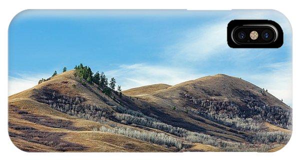 Bear Creek iPhone Case - Beaver Creek Hills by Todd Klassy
