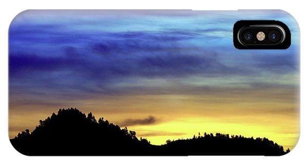 Bear Creek iPhone Case - Beaver Creek Morn by Todd Klassy