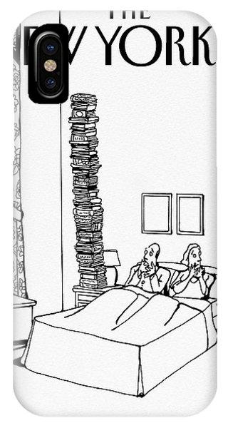 Bedtime Stories IPhone Case