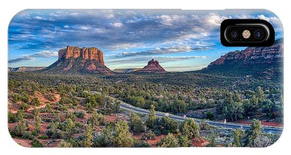 Bell Rock Scenic View Sedona IPhone Case