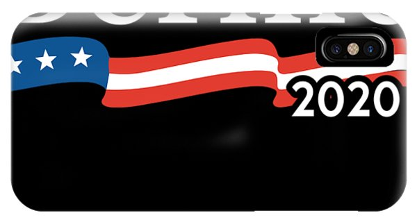 IPhone Case featuring the digital art Bernie For President 2020 by Flippin Sweet Gear