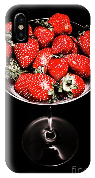 Ripe iPhone Case - Berry Tonic by Jorgo Photography - Wall Art Gallery