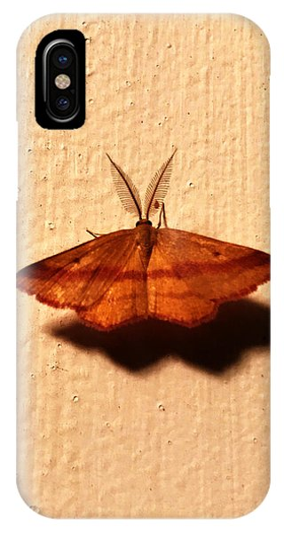 IPhone Case featuring the photograph Bertrand by Jeff Iverson