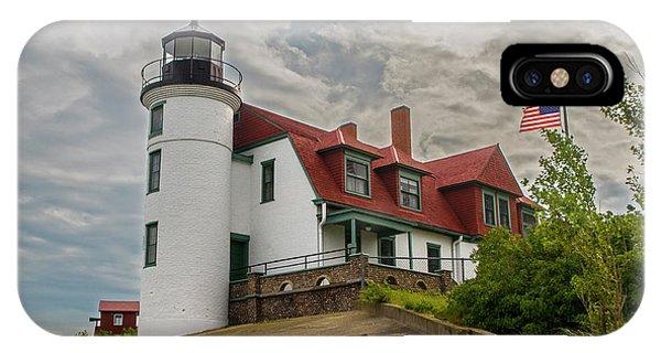 Bestie Point Lighthouse  IPhone Case