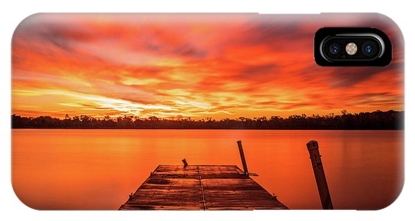 IPhone Case featuring the photograph Beyond by Dan Sproul