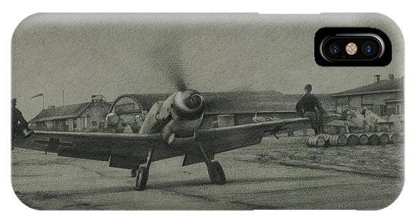 1 iPhone Case - Bf 109 by Wade Meyers