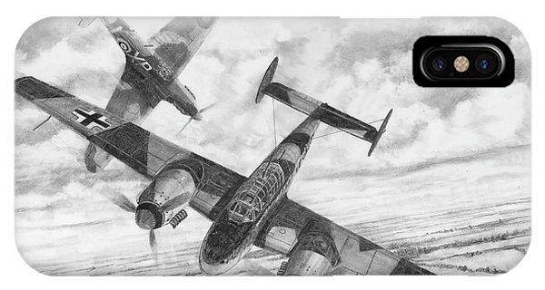 Bf-110c Zerstorer IPhone Case