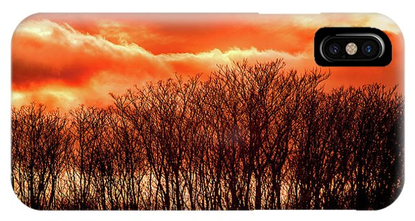 Bhrp Sunset IPhone Case