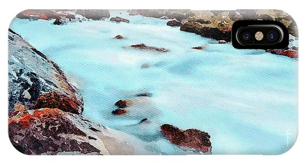 Peru iPhone Case - Big Two-hearted River by DiFigiano Photography