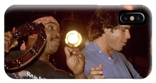 Midnite iPhone Case - Billy Cobham And Bob Weir by Concert Photos
