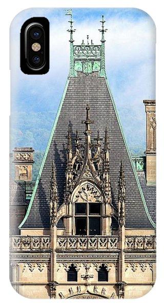 Biltmore Architectural Detail  IPhone Case