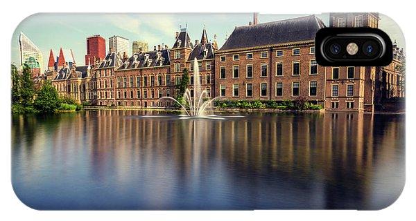 Binnenhof, The Hague IPhone Case