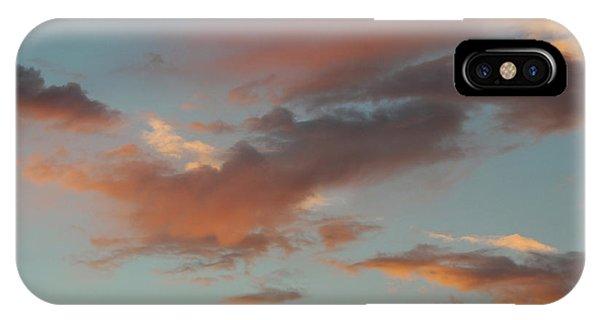 Bird Clouds IPhone Case