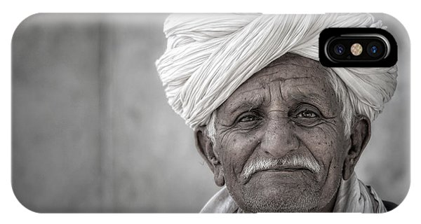 Bishnoi Elder IPhone Case